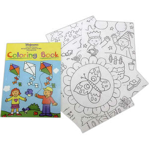 Promotional Coloring Books-144