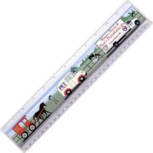 Promotional Rulers/Yardsticks, Measuring-1225