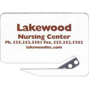 Promotional Letter Openers-5910