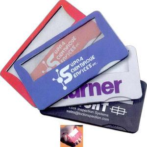 Light up credit card