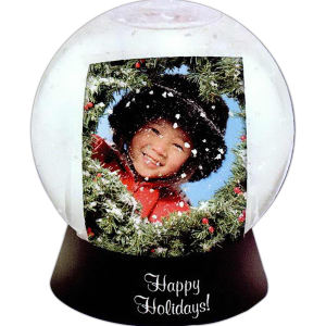 Promotional Snow Domes-2721