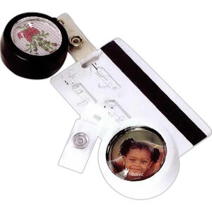 Promotional Retractable Badge Holders-980
