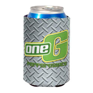 Promotional Beverage Insulators-100-4CP-DiaPl