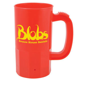 Promotional Plastic Cups-364-02-RED