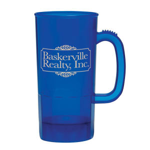 Promotional Plastic Cups-364-01-BLU