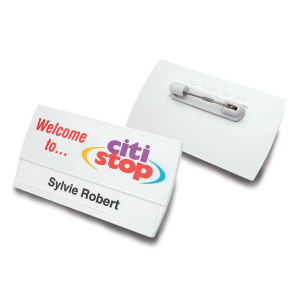 Promotional Name Badges-454
