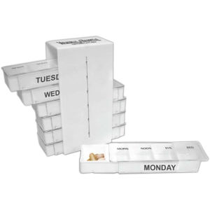 Promotional Weekly Pill Boxes
