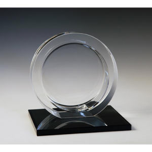 Promotional Crystal & Glassware-Award-C294