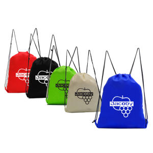 Promotional Drawstring Bags-BAG-R70D
