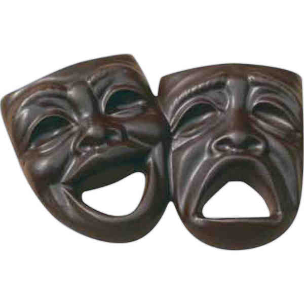 Chocolate molded comedy and