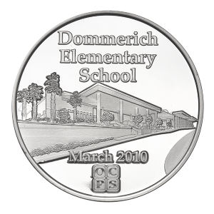 Promotional Tokens & Medallions-FS-5500