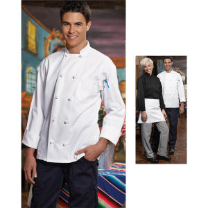 10 Knot Chef Coat