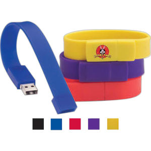Promotional Wristbands-FD-014-16GB