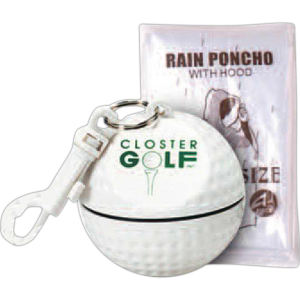 Promotional Rain Ponchos-8042PC