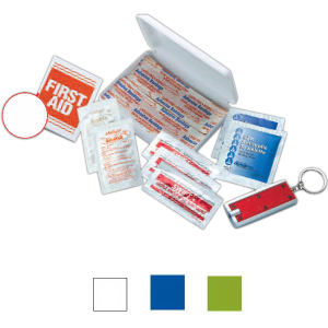 Emergency first aid kit,