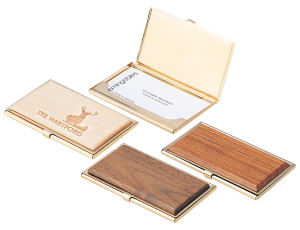 Promotional Card Cases-BD194-W