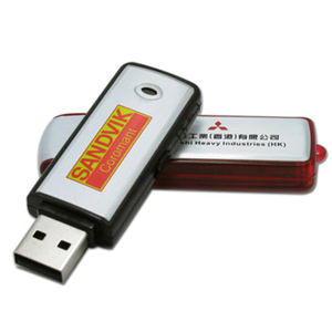 Promotional USB Memory Drives-USB208