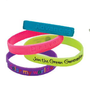 Promotional Bracelets/Wristbands/Jewelry-