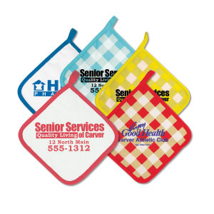 Promotional Oven Mitts/Pot Holders-K220