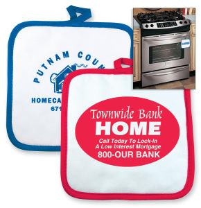 Promotional Oven Mitts/Pot Holders-K221
