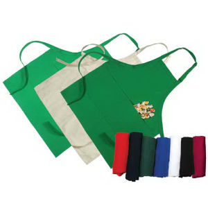 Adjustable apron made of