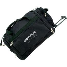 Polyester roller travel bag