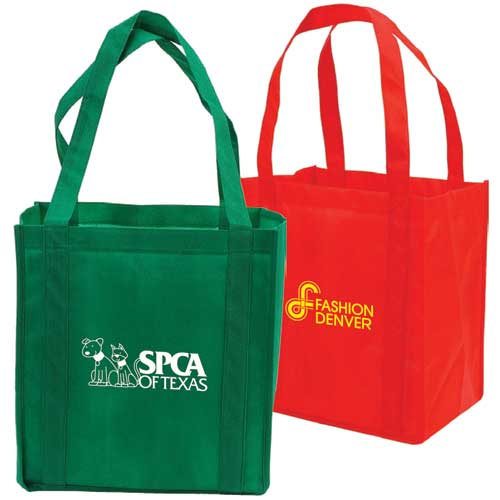 Non-Woven shopping tote with