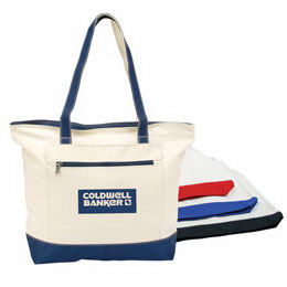 12 oz. canvas tote