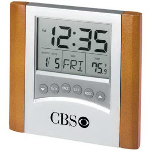 Promotional Desk Clocks-CLD43
