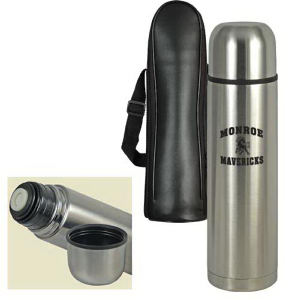 33 oz. stainless steel