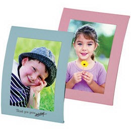 Promotional Photo Frames-FM2034pk/blu