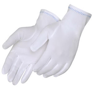 Fashion stretch nylon gloves,