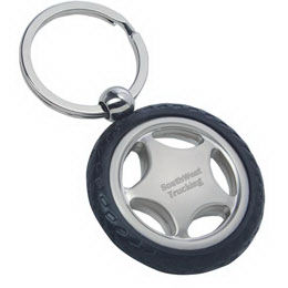 Promotional Metal Keychains-KT6721