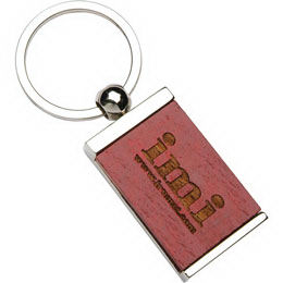 Promotional Wooden Key Tags-KT6750
