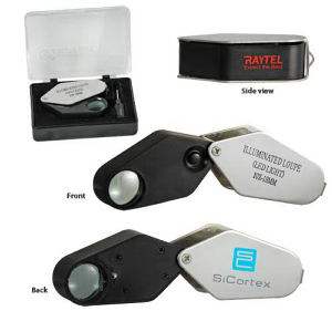 10x Illuminated Loupe