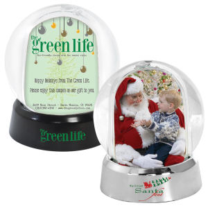 Promotional Snow Domes-2718