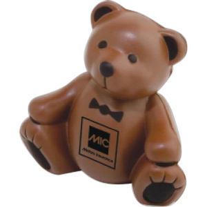 Teddy bear stress reliever.