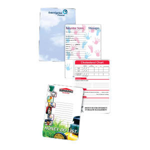 Promotional Wipe Off Memo Boards-LM23TT