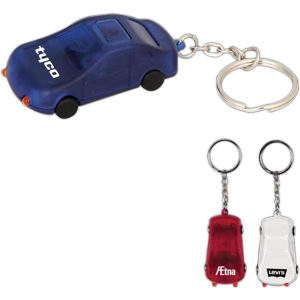 Car keylight with 2