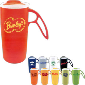 Promotional Insulated Mugs-X-ONE