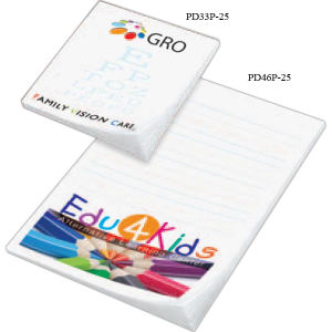 Promotional Note/Memo Pads-PD33P-25