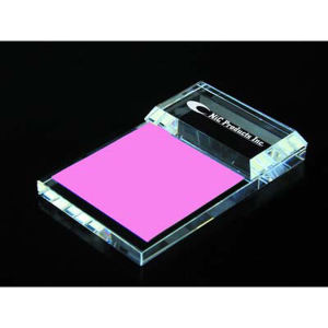 Promotional Jotters/Memo Pads-CRYSTAL-C420