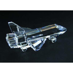 Space Shuttle optical crystal