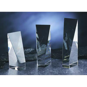 Promotional Crystal & Glassware-TROPHY-C323