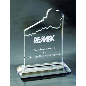 Key optical crystal award