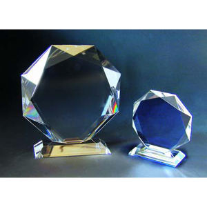 Promotional Crystal & Glassware-TROPHY-C383