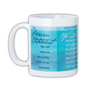 Promotional Ceramic Mugs-A49104