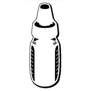 Promotional Magnetic Memo Holders-Bottle2