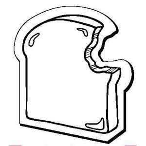 Promotional Magnetic Memo Holders-Bread1