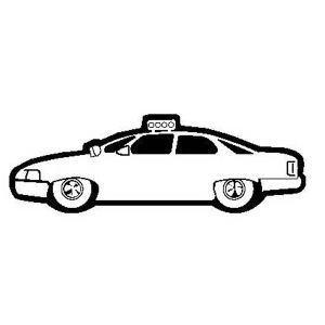 Promotional Magnetic Memo Holders-Car6